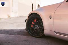 Custom 350Z - Front Wheel