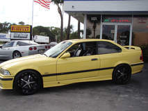 Canary Yellow M3