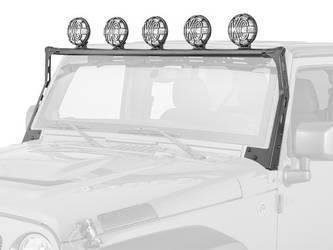 N-FAB Jeep Classic Windshield Mounts