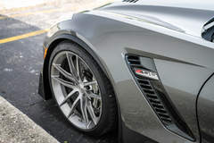 Forgeline C7 Corvette Z06 - View Of The AR1 Wheels