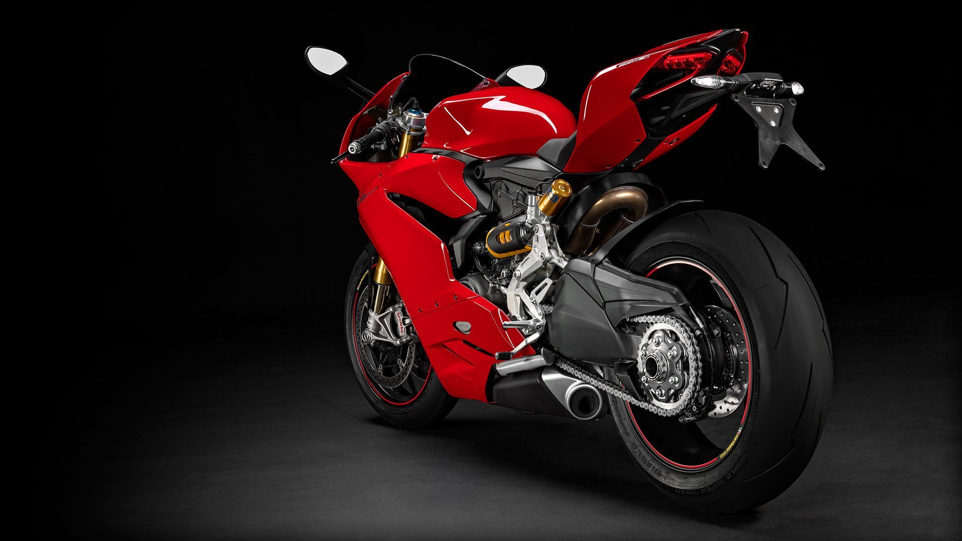 2015 Ducati 1299 Panigale S | 1299 Panigale S - Rear Angled Shot