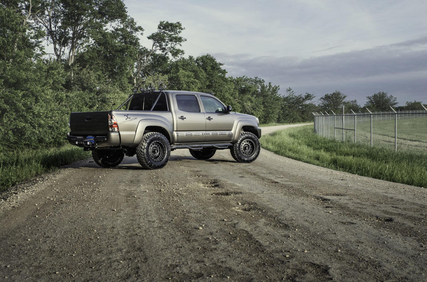 Toyota Tacoma | Complete Customs Toyota Tacoma Build