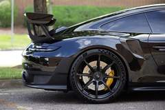 Alex's GMP Performance-Tuned Porsche 991.2 GT2RS on Forgeline One Piece Forged Monoblock GE1 Wheels