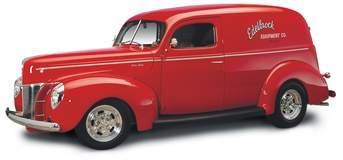 '40 Delivery Sedan