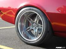 Grip Equipped Schism Wheel on Michael Coil's Excessive Muscle '68 Camaro