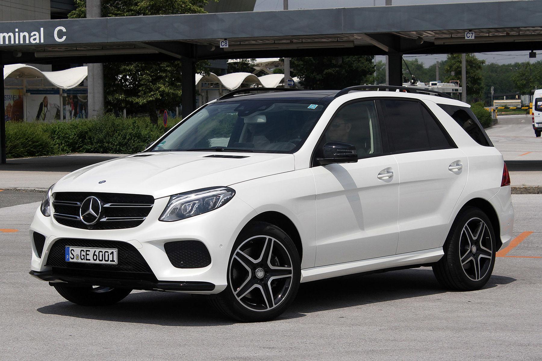 2016 Mercedes-Benz  | 2016 Mercedes Benz GLE