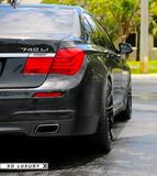 '11 BMW740Li on XO Milan's