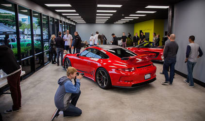 The Auto Salon Grand Opening