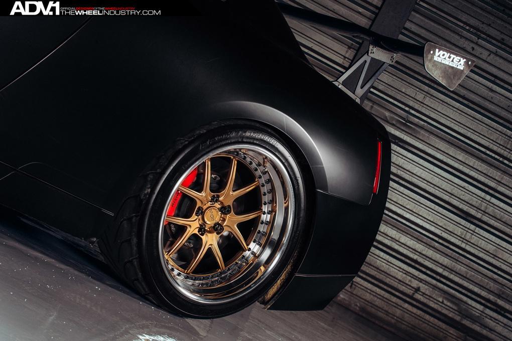 2010 Nissan GT-R | '10 Nissan GTR on ADV.1's