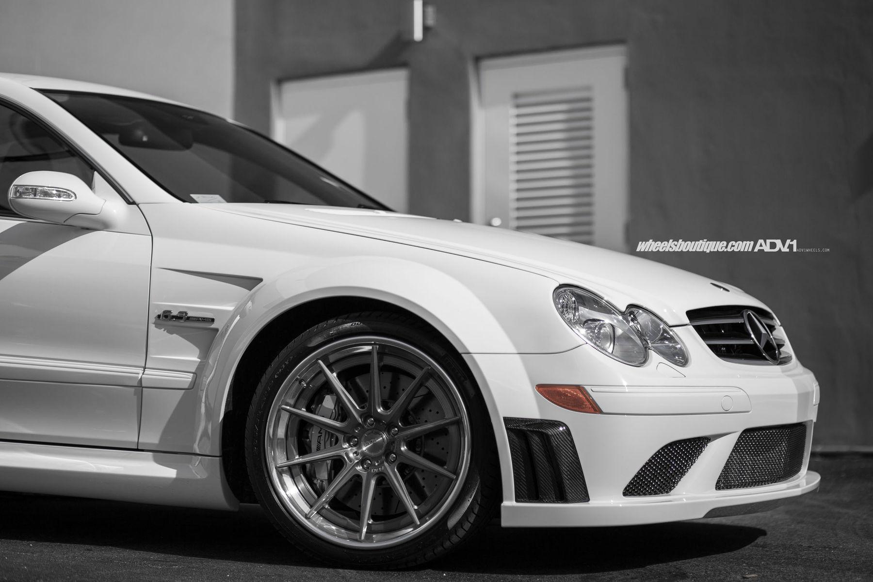 Mercedes-Benz CLK-Class | Mercedes CLK63 Black Series