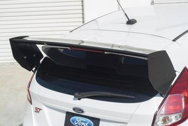 2014+ Ford Fiesta ST Rear Hatch Wing