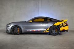 2015 Ford F-35 Lightning II Mustang GT