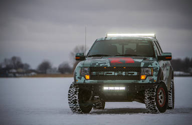 2014 Ford Raptor | ROUSH Off-Road Raptor