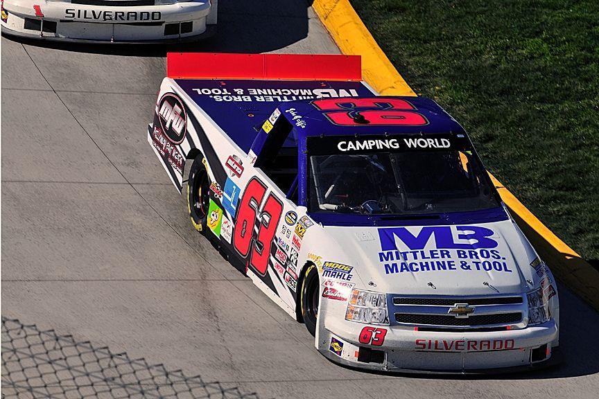 2013 Chevrolet Silverado 1500 | Track Action!