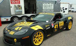 Mike Pettiford's C6 Z06 on GS1R