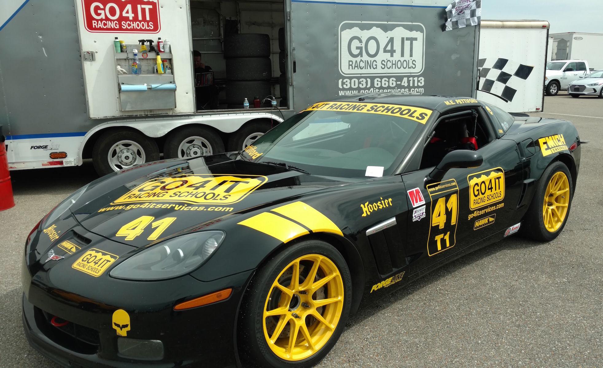 2007 Chevrolet Corvette Z06 | Mike Pettiford's C6 Z06 on GS1R