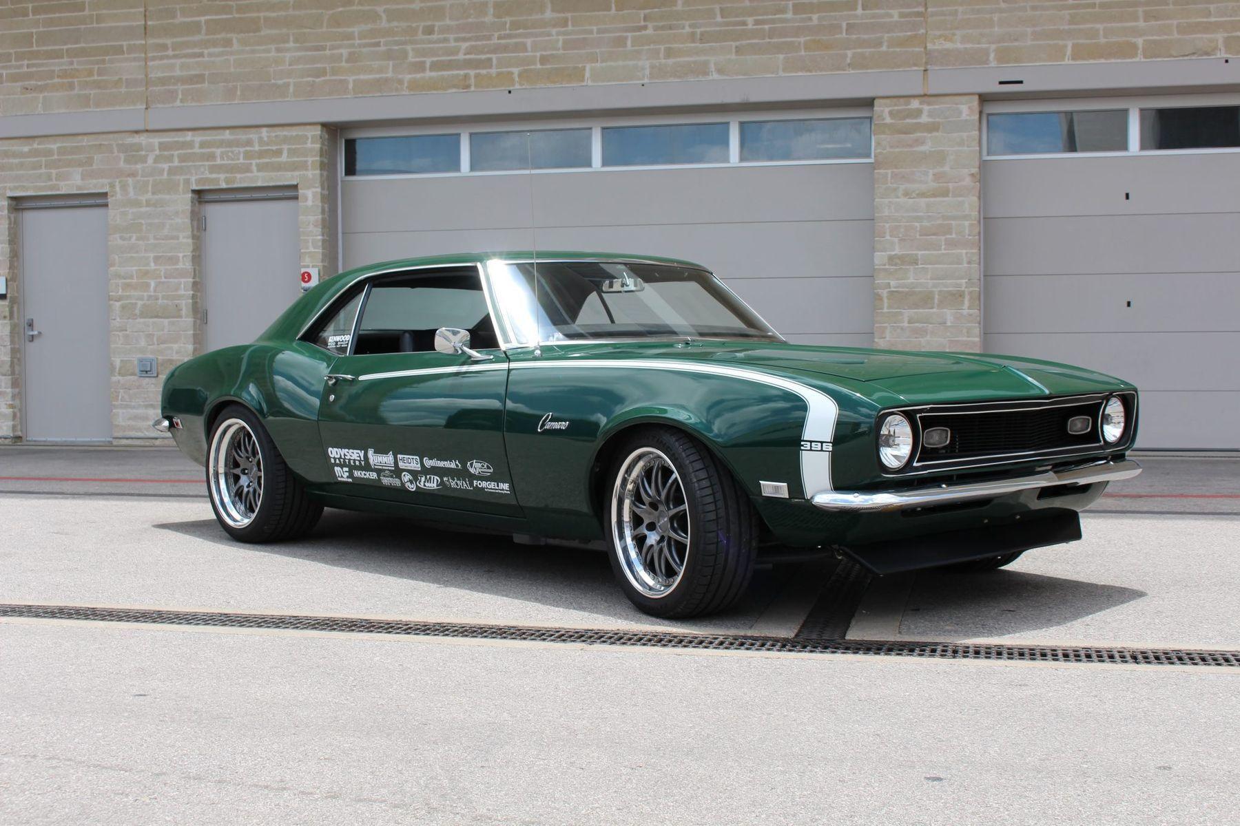 1968 Chevrolet Camaro | Steve Allgood's