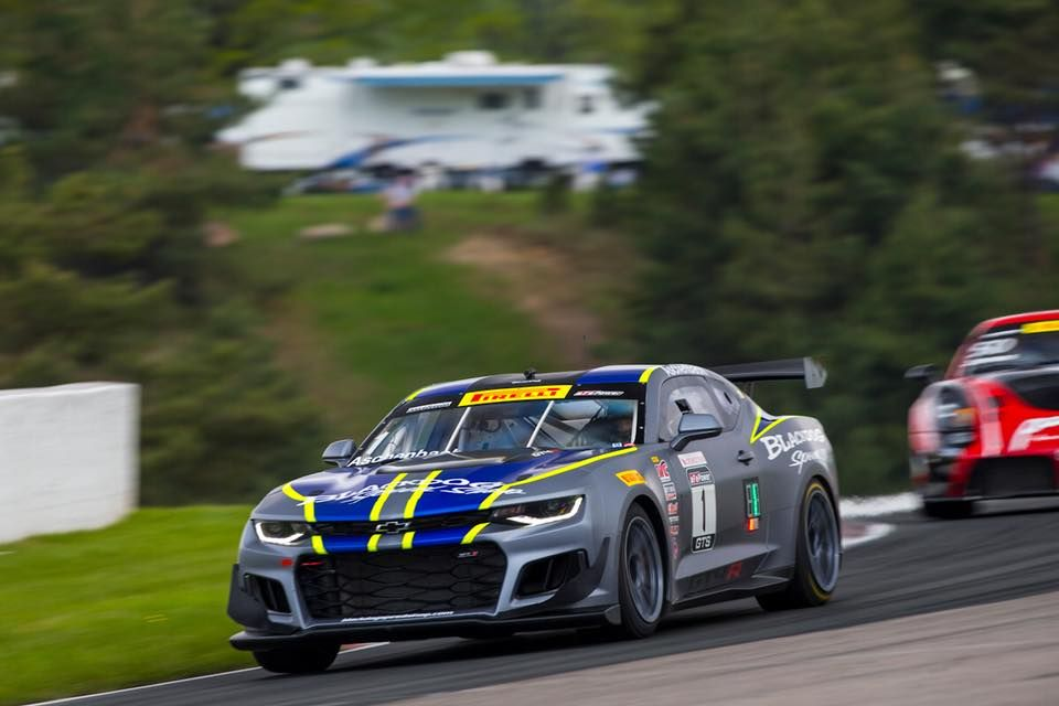 2018 Chevrolet Camaro | Aschenbach Dominates Pirelli World Challenge GTS at Canadian Tire Motorsports Park on Forgeline One Piece Forged Monoblock GS1R Wheels!