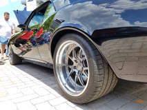 "Gary Popolizio's ""Evolution"" '67 Camaro on Forgeline GA3 Wheels"