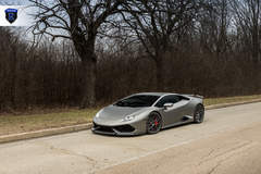 Matte Huracan - Front Angled View