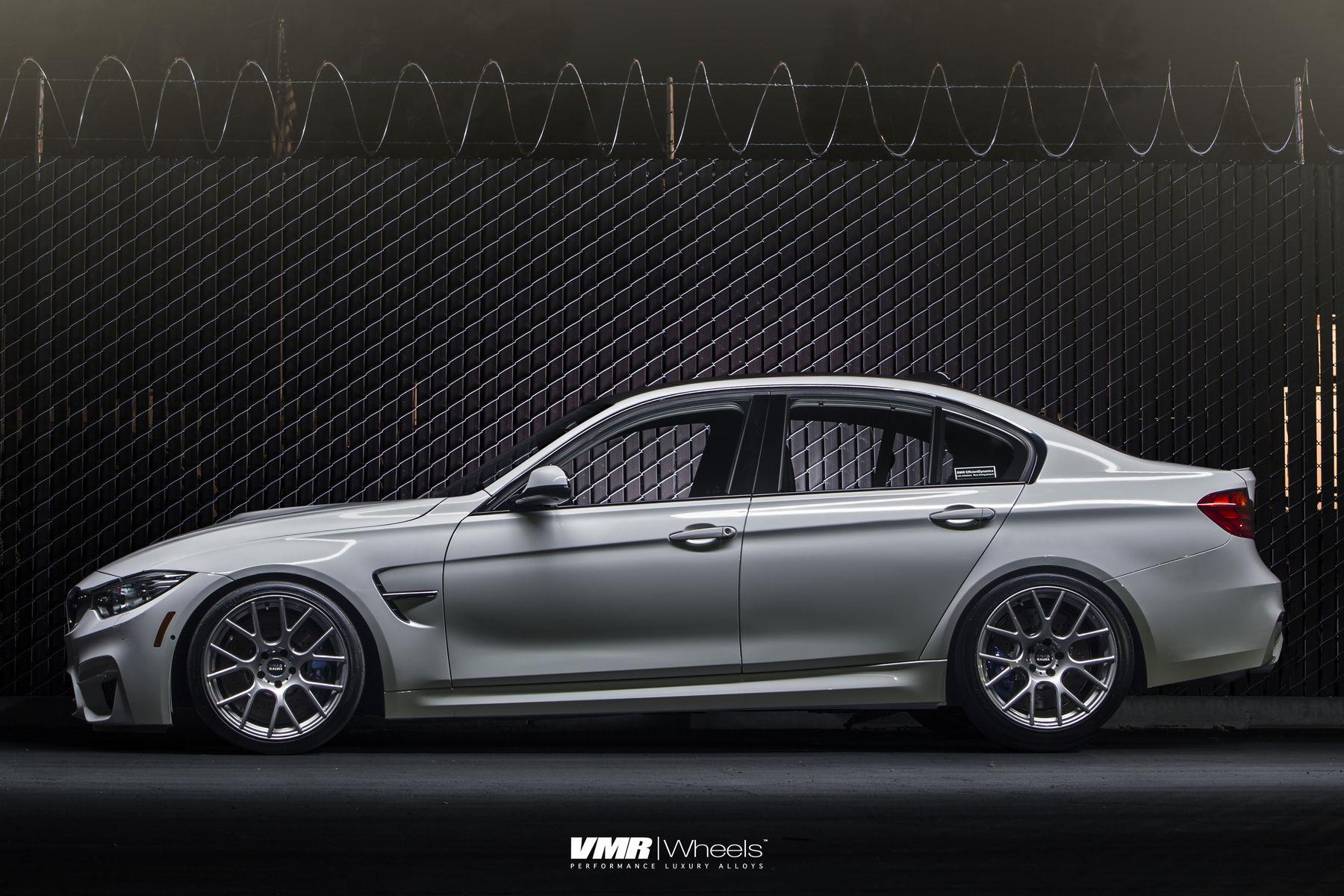 2014 BMW M3 | V810 Flow-Form Gunmetal 19