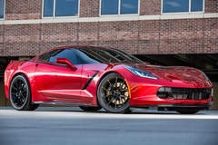 Brian Babernitch's 1118rwhp C7 Corvette Stingray on Forgeline One Piece Forged Monoblock GA1R Wheels