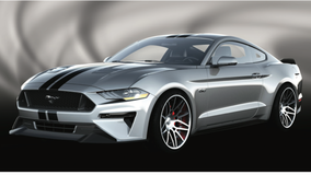 2018 Ford Mustang Fastback by Air Design - FordSEMA