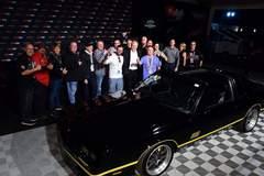 "SOLD for $100,000: Barrett-Jackson's ""Project Prestone"" 1987 Chevy Monte Carlo on Forgeline GA3 Wheels"