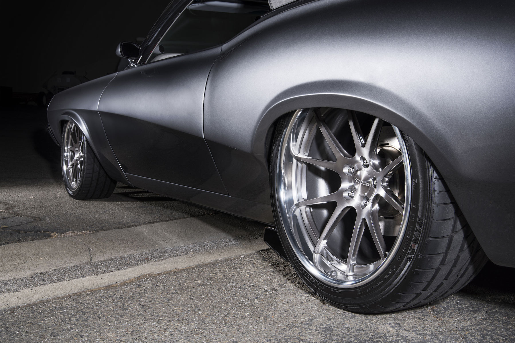 1969 Mercury Cougar | Gil Cuesta's Mercury Cougar on Forgeline GA3C Concave Wheels