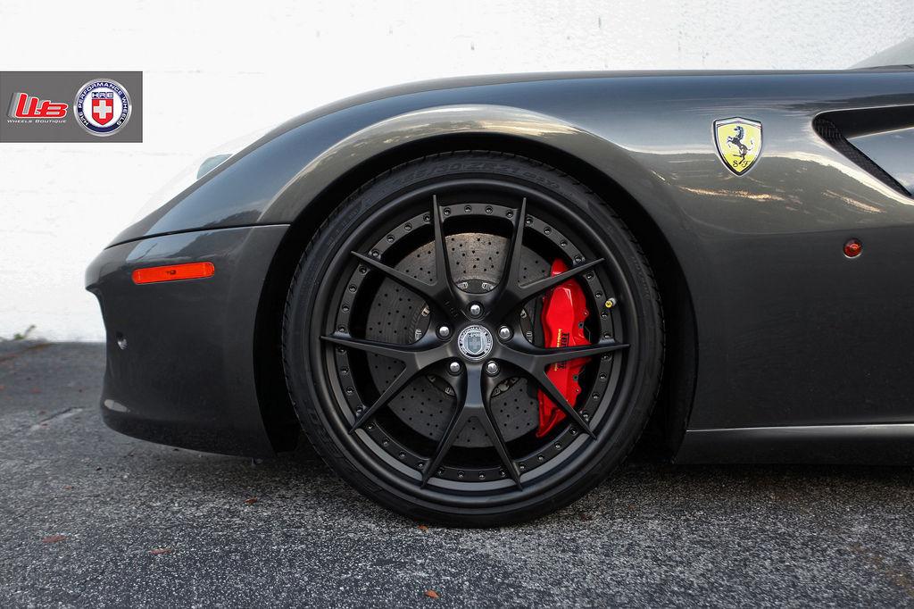 Ferrari 599 | Ferrari 599 on HRE S101