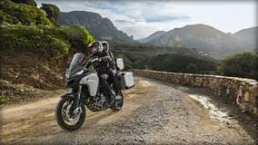 Multistrada 1200 Enduro - Mountains