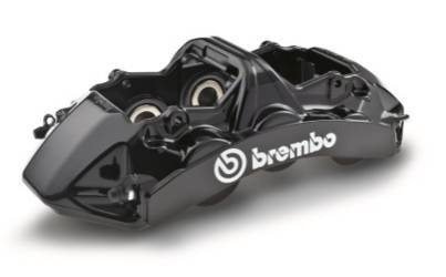 Brembo four piston rear brake calipers