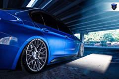 Blue 3 Series - Stance