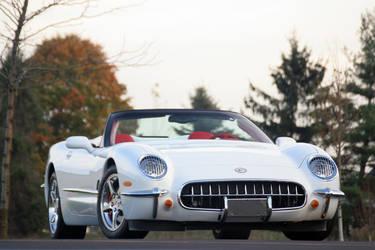 1953 Chevrolet Corvette | 1953 Commemorative Edition Corvette