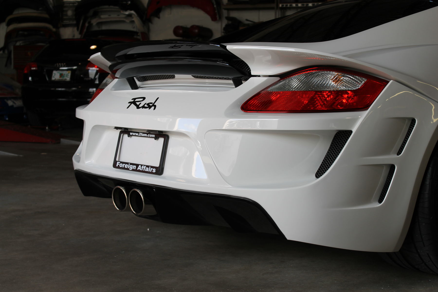 Porsche Cayman S | Porsche Rush Cayman S