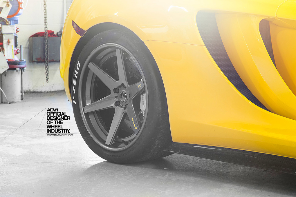 2014 McLaren MP4-12C | '14 McLaren MP4 12C on ADV.1's