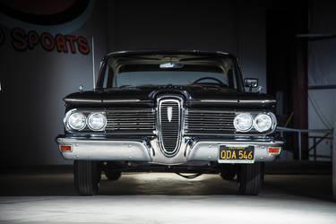 1959   | 1959 Modern Edsel Corsair Front