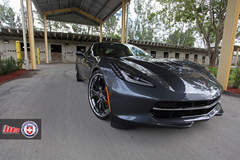 C7 Corvette Stingray on HRE S101