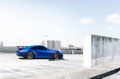 '14 Porsche 991 Turbo on ADV.1's