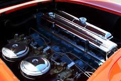 1954 Chevrolet Corvette - Engine