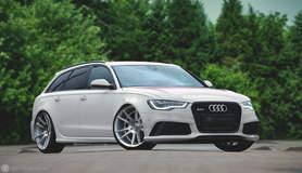 Quantum44 S4 - Audi RS6