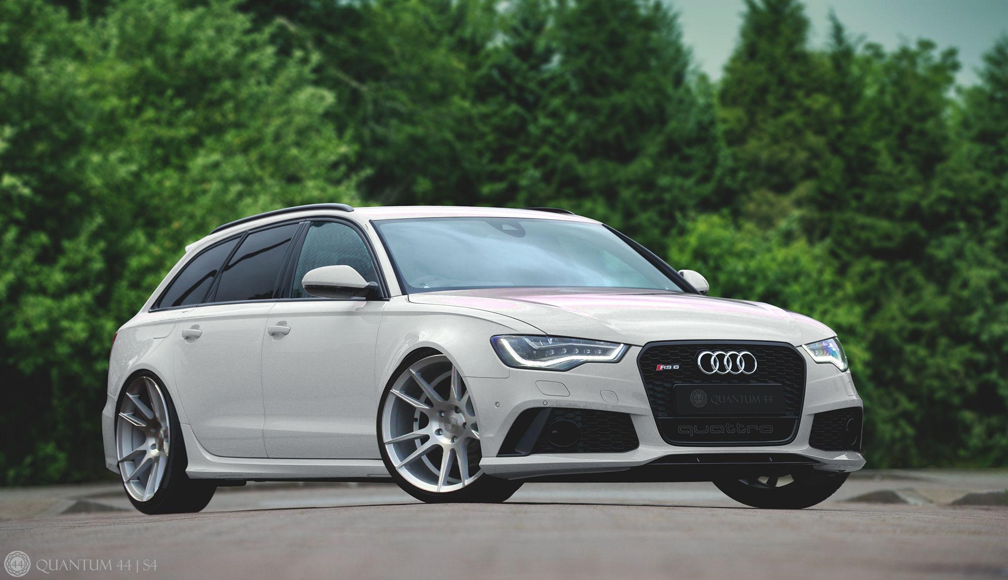 Audi RS 6 | Quantum44 S4 - Audi RS6