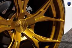 Honda Accord - Up Close Wheel Shot