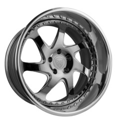 Infinitewerks DX-7 Wheels (20x11.5 -24 front 20x13 -30 rear)