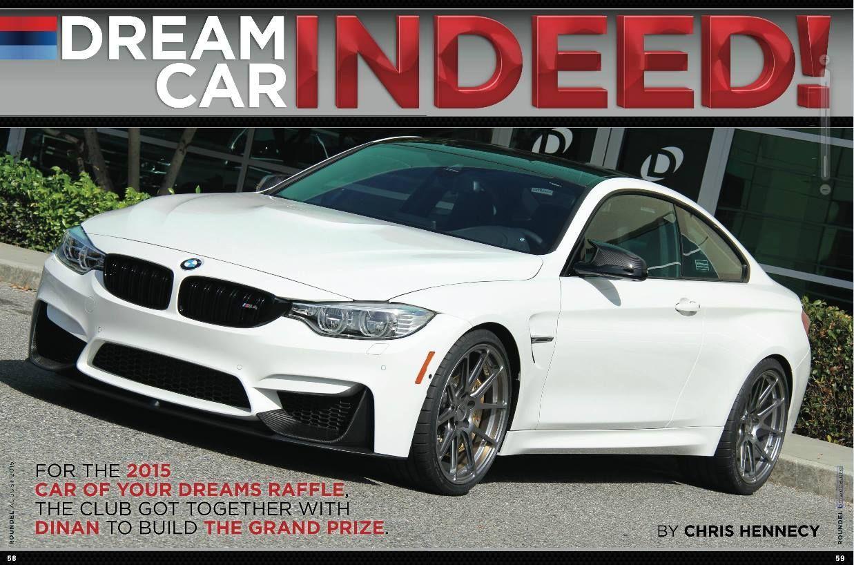 2015 BMW M4 | BMW Car Club of America 2015 COYD on Forgeline GA1R Wheels