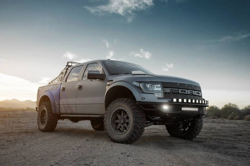 Ford  | Shelby Ford Raptor