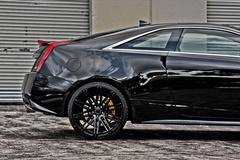 '12 Cadillac CTS-V on XO Milan's