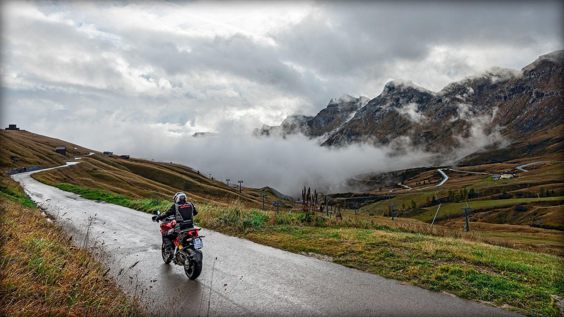 2015 Ducati Multistrada 1200 S | Multistrada 1200 S - Rainy Rides