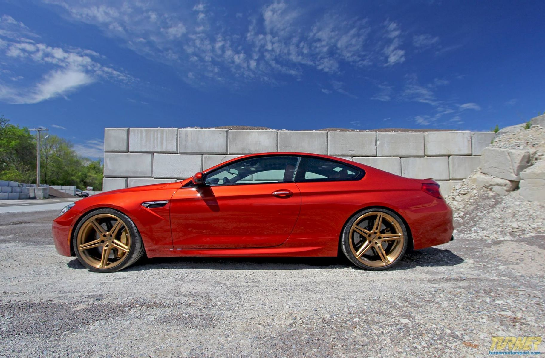 2015 BMW M6 | Turner Motorsport's BMW F13 M6 on Forgeline One Piece Forged Monoblock SC1 Wheels