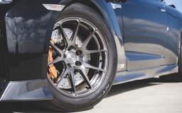 Tony Pasek's T1 Race Development Nissan GT-R on Forgeline One Piece Forged Monoblock GA1R Wheels